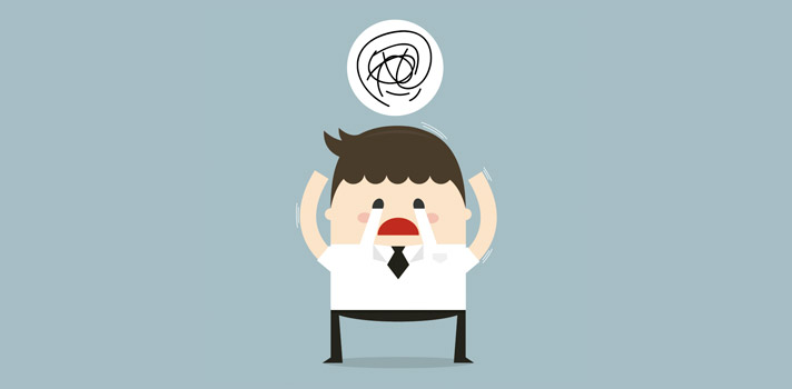5 métodos para controlar los pensamientos negativos
