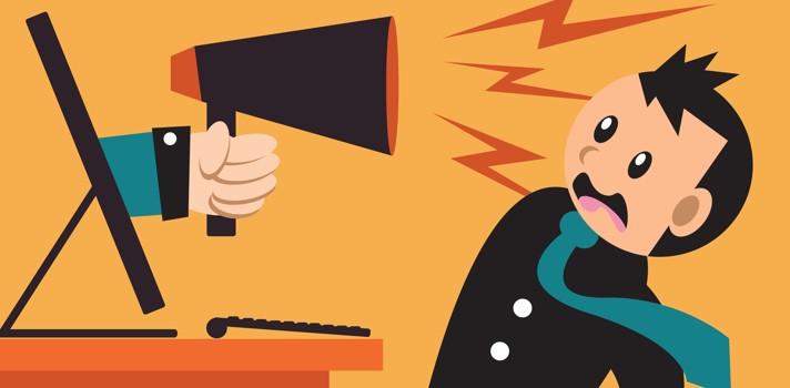 Tu actitud es vital a la hora de enfrentarte a las críticas con profesionalidad
