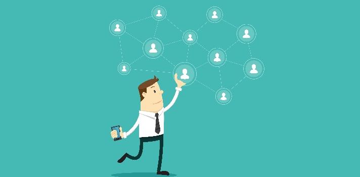 Ampliar tu red de contactos puede hacerte llegar muy lejos como profesional