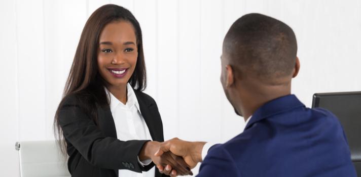 Os empregadores procuram candidatos confiáveis e focados na profissão