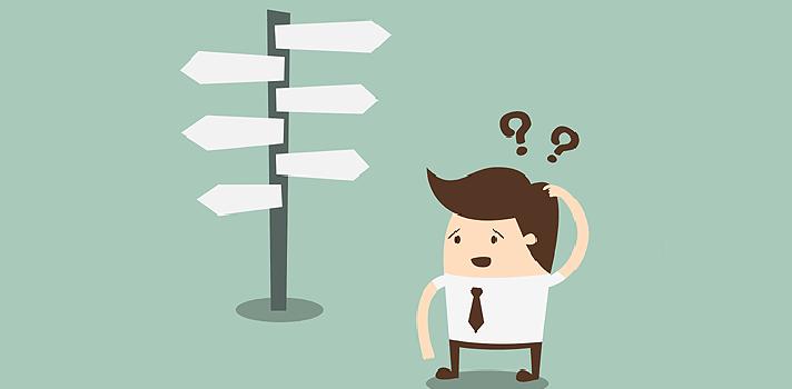 Los mejores empresarios siempre han dudado a la hora de tomar decisiones acertadas