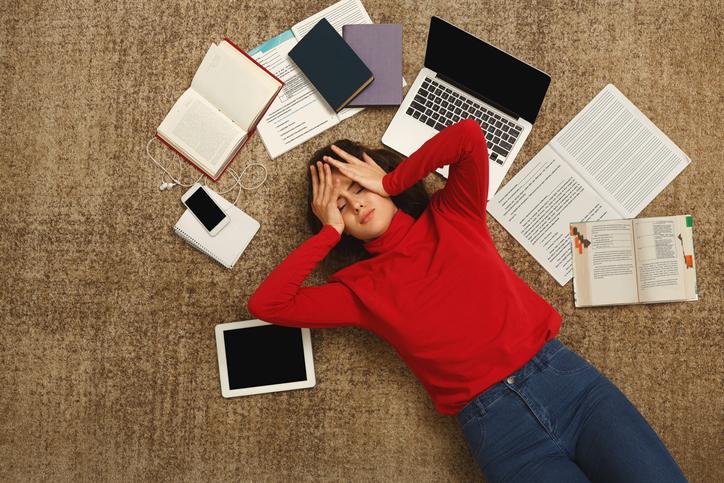 Puedes ser un estudiante exitoso y aún divertirte