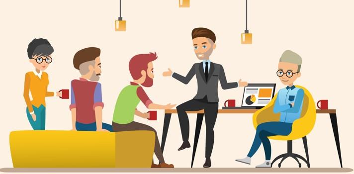 La flexibilidad de estos sistemas de trabajo facilitan la coordinación de los equipos de trabajo