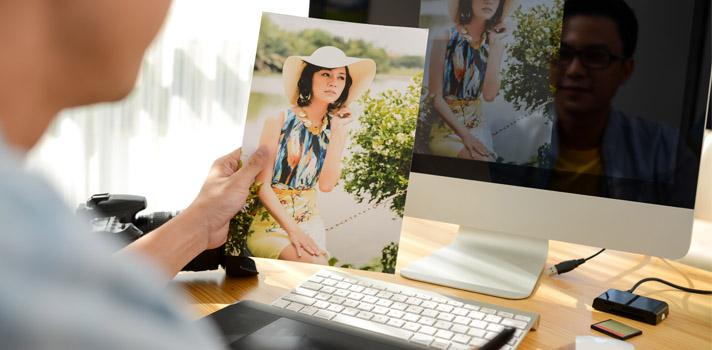 6 cursos online gratuitos para retocar fotos