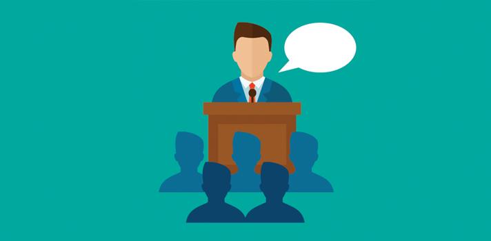 Confira 3 dicas para melhorar sua fala em público