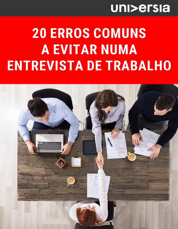 Imagen_20 erros comuns a evitar numa entrevista de trabalho