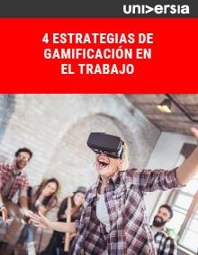 Ebook: 4 estrategias de gamificación en el trabajo