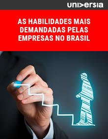 Ebook: As habilidades mais demandadas pelas empresas no Brasil