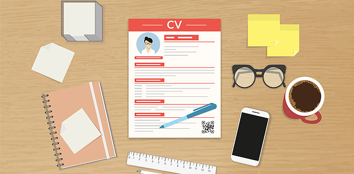 Adapta la información según la oferta de empleo y la compañía a la que te dirijas
