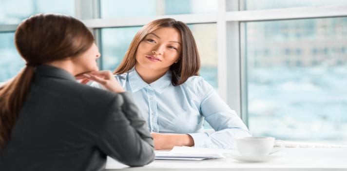 Una entrevista de trabajo debe ser sincera y honesta
