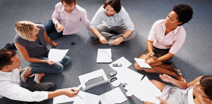 Las reuniones deben ser una actividad participativa y donde se promueva el intercambio de ideas
