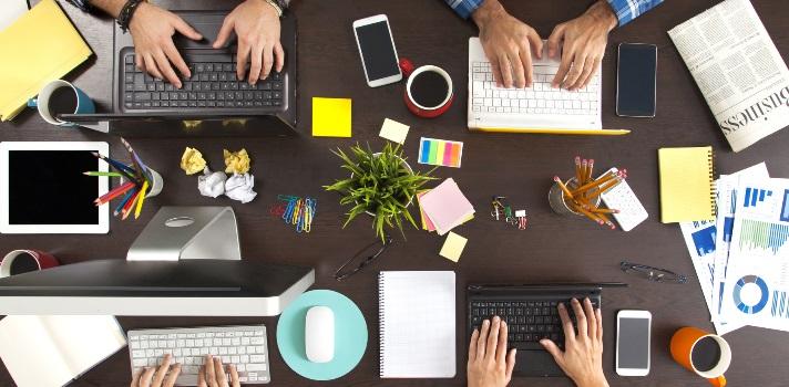 Espacios de coworking donde será un placer trabajar