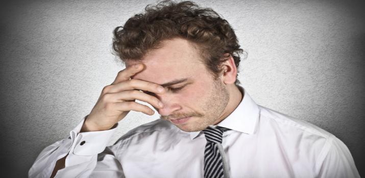 El estrés o la sobrecarga de responsabilidades puede afectar a tu actitud, pero también a la de tu jefe