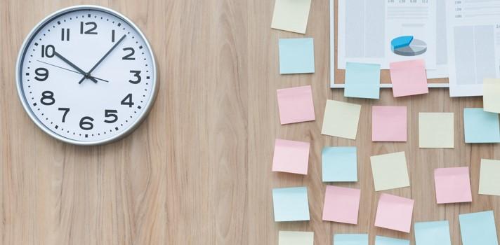 Cómo llegar a tiempo a todas las fechas de entrega