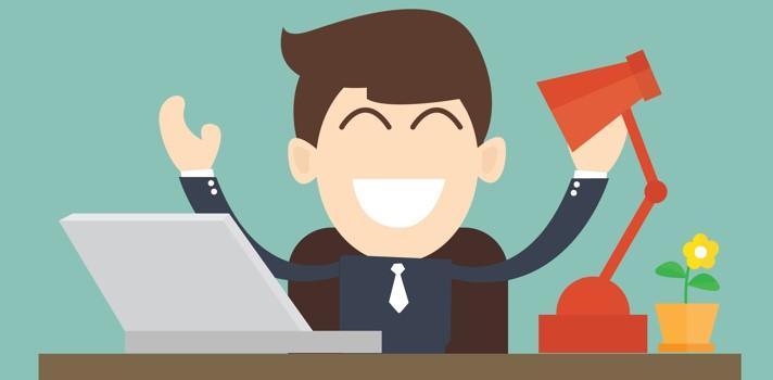Los empleados más productivos son los que se sienten más motivados, felices y autónomos.