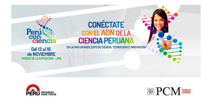 Feria Perú con Ciencia presentará últimos avances en investigación científica