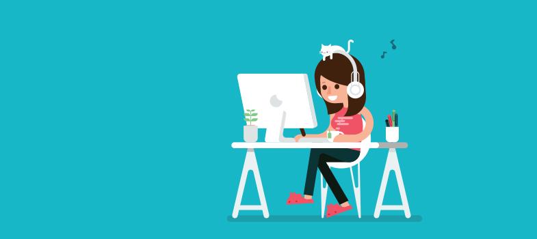 El trabajo freelance es la modalidad en tendencia en ciertas profesiones del futuro y sectores digitales