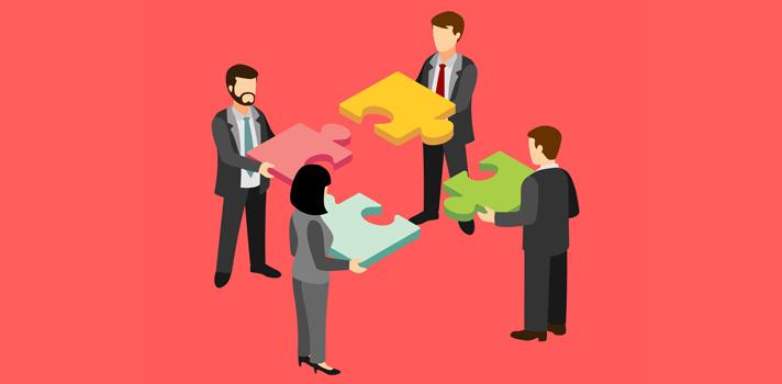 El trabajo en equipo es una de las habilidades blandas que más buscan las empresas