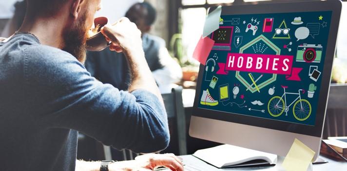 Los hobbies que tienen que ver con la creatividad pueden ser un gran aditivo en ocasiones