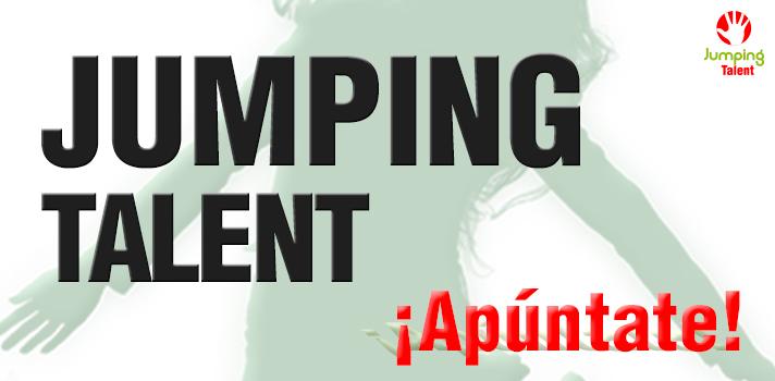 Las mejores empresas te están buscando: apúntate a la IV edición del Jumping Talent