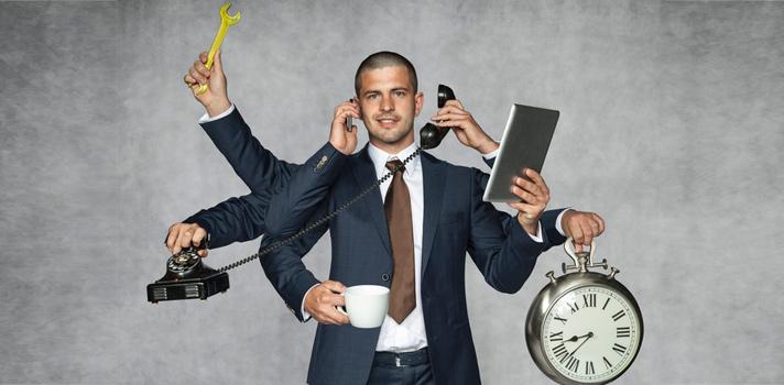 Dedicarnos a realizar varias tareas a la vez afecta a la atención que le dedicamos