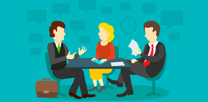 Estar tranquilos y relajados es necesario para enfrentar las entrevistas de trabajo