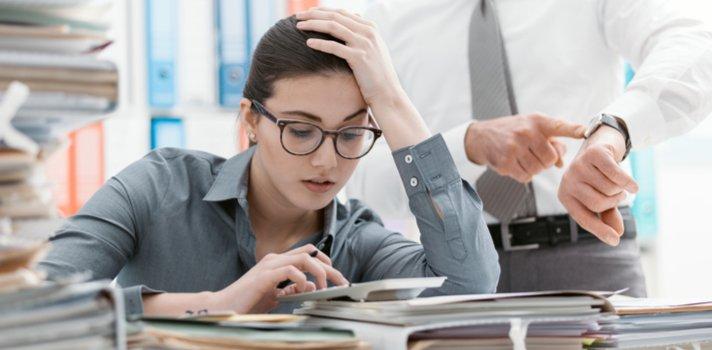 Com rotinas agitadas e uma grande quantidade de atividades num mesmo dia, torna-se difícil não se sentir nervoso