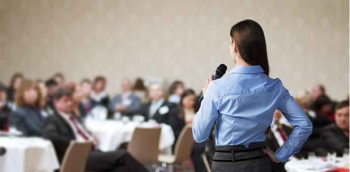 Ensaya tus presentaciones y busca el método con el que te sientas más cómodo y seguro