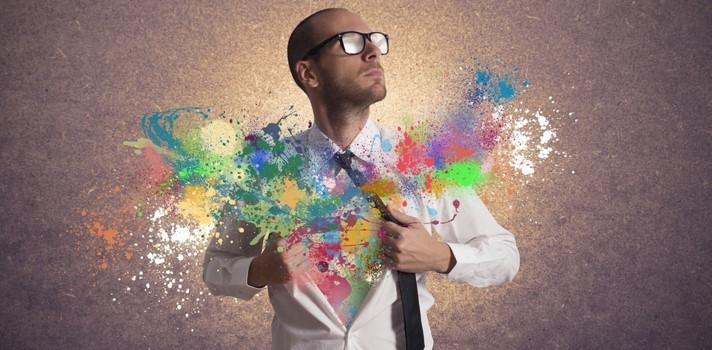 Para ser creativos debemos realizar constantemente ejercicios de apertura mental