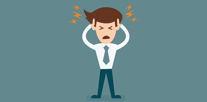 Las consecuencias físicas de trabajar en exceso
