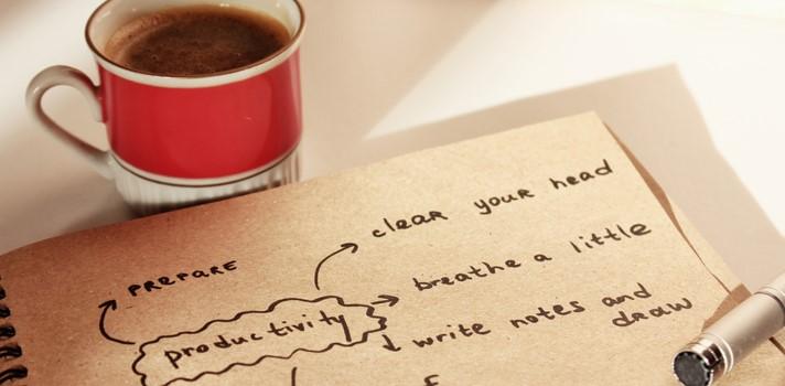 Bebe una taza de café que te ayude a activar tus neuronas