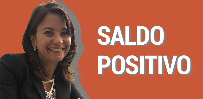 SALDO POSITIVO - Todo mundo pode ser um milionário, até quem começa como estagiário