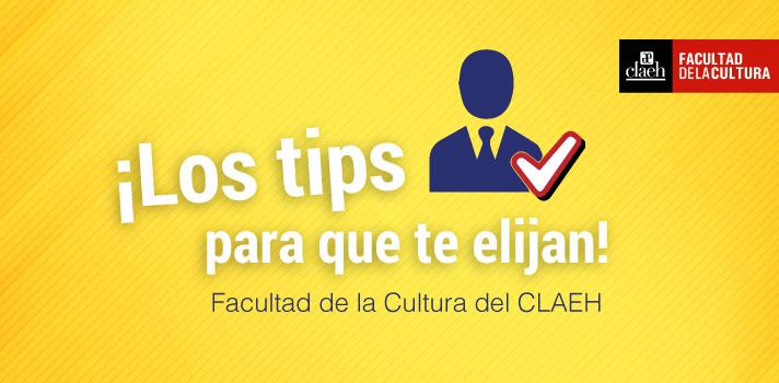 <p>Dar los primeros pasos en el mercado laboral puede generar miedos e inseguridades. Por este motivo, <a title=República AFAP href=https://www.rafap.com.uy/mvdcms/Default.htm target=_blank>República AFAP</a>y <a title=Universia Uruguay href=https://www.universia.edu.uy/>Universia Uruguay</a>te invitan a participar de un nuevo <strong>Taller de Selección y Reclutamiento de Personal</strong>, en el que la psicóloga laboral Paola Testa enseñará las claves y tips más eficaces<strong>tener éxito en tu próxima entrevista de trabajo</strong>.</p><blockquote style=text-align: center;>Si estás buscando trabajo, ingresá tu CV en nuestro <a id=EMPLEO class=enlaces_med_generacion_cv title=Portal de Empleo Universia Uruguay href=https://empleo.universia.edu.uy/buscoempleo//>Portal de Empleo</a> y recibí las mejores ofertas laborales.</blockquote><p>Además, el 23 y 24 de setiembre podrás <strong>visitar el stand</strong> instalado en la <a title=Facultad de la Cultura del CLAEH href=https://www.claeh.edu.uy/cultura/>Facultad de la Cultura del CLAEH</a>,en el tendrás la oportunidad de recibir consejos útiles para elaborar tu CV, participar de una trivia, <strong>ganar premios directos</strong> y quedar automáticamente registrado en el sorteo de una tablet. El stand estará abierto de 9 a 12 hs. y de 18.30 a 21.30 hs el día 23 y de 9 a 12 hs. el jueves 24.</p><p>Al participar de las actividades del stand y asistir al Taller, estarás generando doble chance de ganar una<strong> Notebook DELL táctil </strong>o similar, el gran premio final.</p><p>El Taller de Selección y Reclutamiento de Personal se realizará el día jueves <strong>24 de setiembre a las 12.30 hs.</strong> en el salón 3 de la Facultad de la Cultura del CLAEH (Av. Uruguay 1224). ¡No lo dejes pasar!</p><p></p><p><img src=https://imagenes.universia.net/gc/net/images/consejos-profesionales/t/ta/tal/taller-universia-y-afap-1442493608149.png alt=width=undefined height=undefined/></p><p></p><p><span style=color: #ff0000;><stro