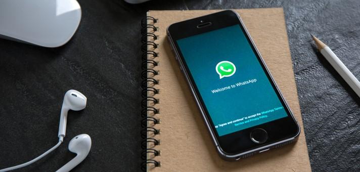 Aprende cómo enviar audios de Whatsapp sin pulsar el botón.