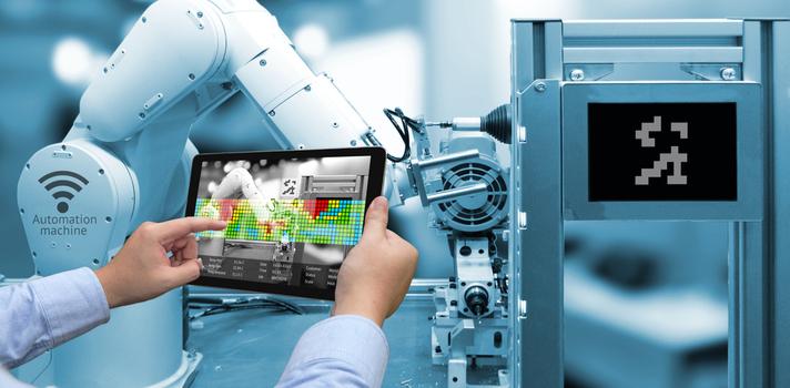 Los cursos de automatización industrial permiten especializarse en un campo muy demandado dentro del mercado laboral