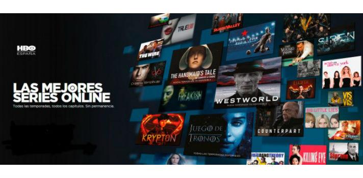 En HBO podrás encontrar más de 5000 capítulos de series