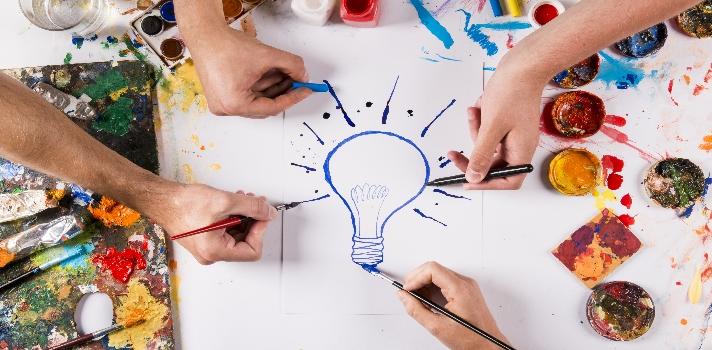 La creatividad es una de las habilidades profesionales más demandadas en la actualidad