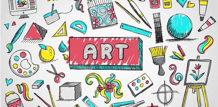 Las disciplinas de Arte tienen múltiples vértices interesantes para investigar
