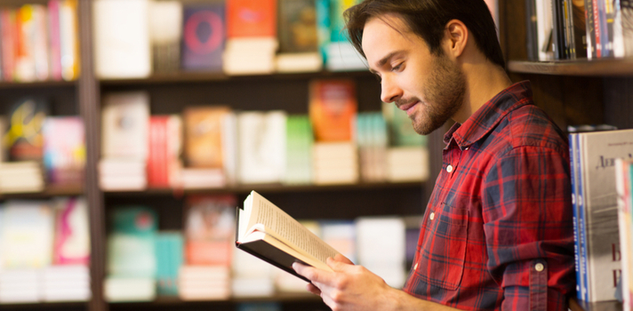 O hábito da leitura fará você ampliar a forma como enxerga o mundo