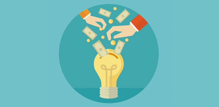 Conseguir financiación para una idea es quizá el paso más difícil