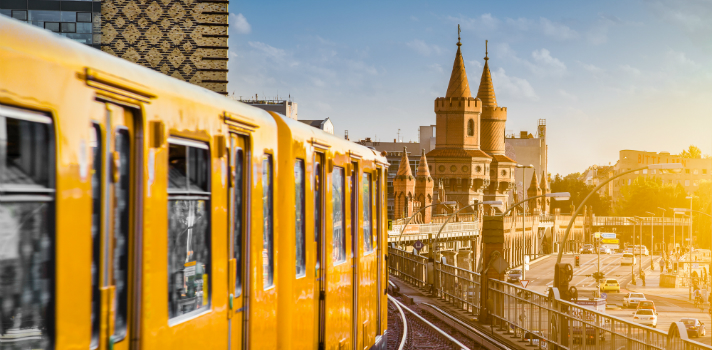 Berlín y su arquitectura son el mejor testimonio histórico de la evolución de Europa