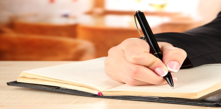 Organizar tus apuntes es el primer paso para organizar tu estudio
