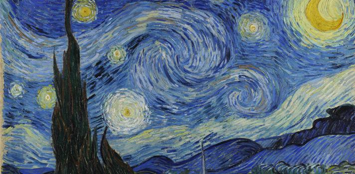 Arte do Dia: A Noite Estrelada de Van Gogh