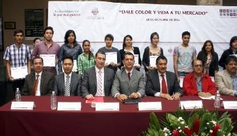 Alumnos de la UAG darán color a los mercados municipales
