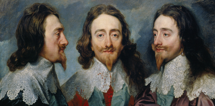 Arte do Dia: Charles I de Anthony Van Dyck