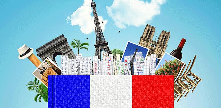 Aprenda francês com pouco esforço
