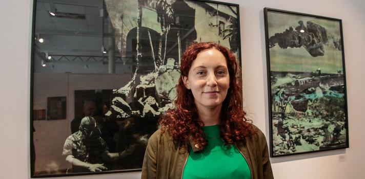 La universidad se encarga de organizar exposiciones que den a conocer el trabajo de los alumnos