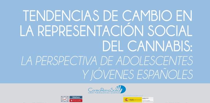 Los jóvenes españoles y el consumo de cannabis.