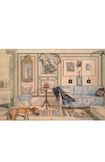 canto-aconchegante-1894-carl-larsson