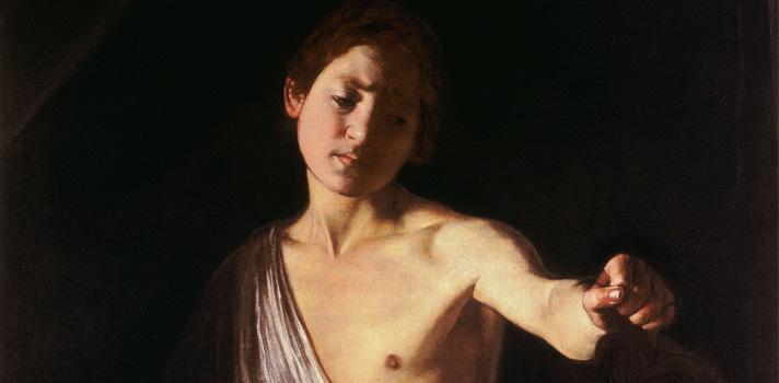 Arte do Dia: Davi com a Cabeça de Golias de Caravaggio